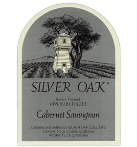 Silver Oak Napa Valley - Bonny's Vineyard Cabernet Sauvignon Bottle Preview