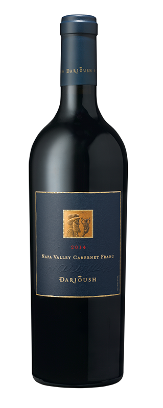 Darioush Winery SIGNATURE CABERNET FRANC, NAPA VALLEY Bottle Preview