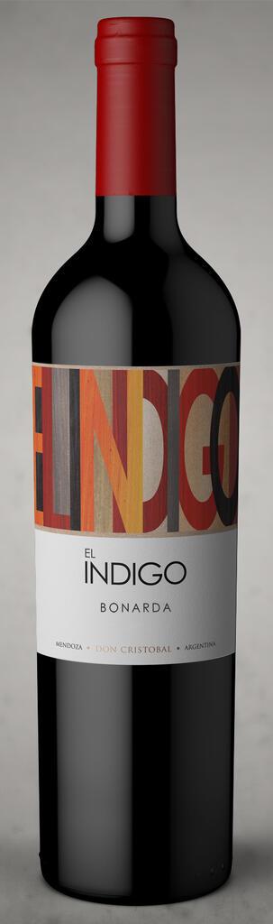 Bodega Don Cristobal El Indigo Bonarda Bottle Preview