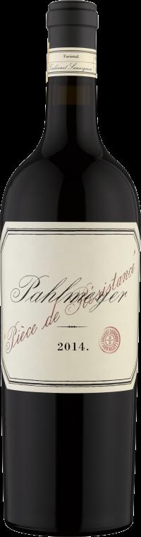 """Pahlmeyer """"Pièce de Résistance"""" Bottle"""