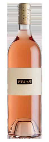Rosé Napa Valley Bottle