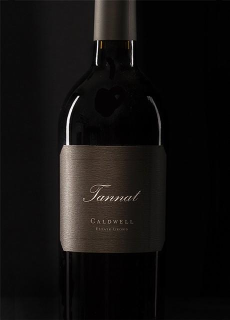 Caldwell Vineyard Tannat Bottle Preview
