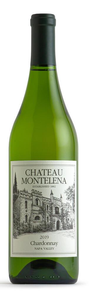 Chateau Montelena Napa Valley Chardonnay Bottle Preview
