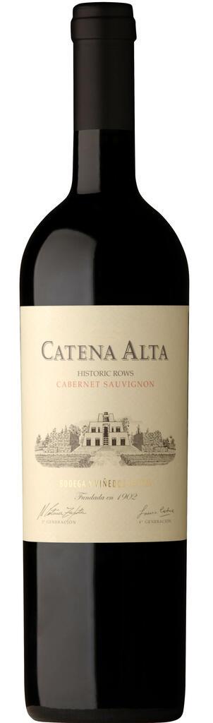 Catena Alta Cabernet Sauvignon Bottle