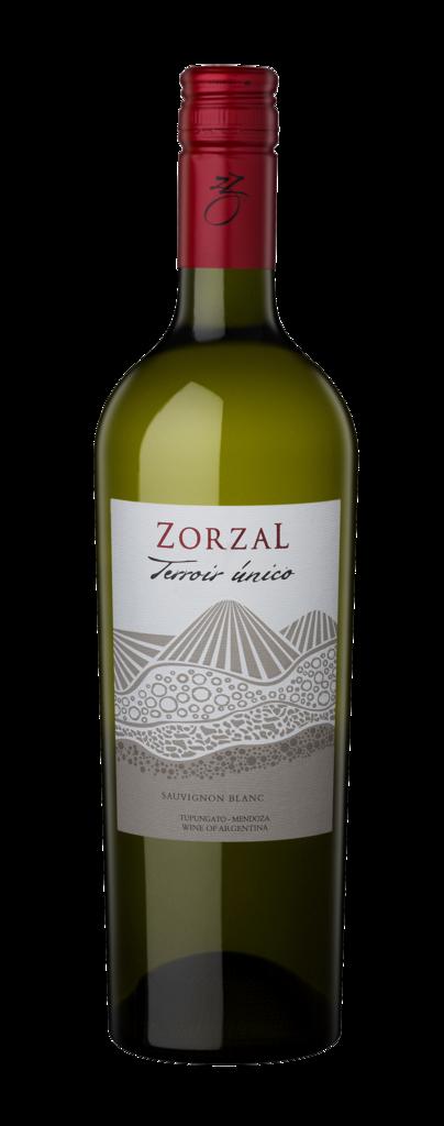 Zorzal Wines Terroir Único Sauvignon Blanc Bottle Preview