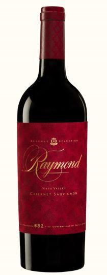 Raymond Vineyards Napa Valley Reserve Cabernet Sauvignon Bottle Preview