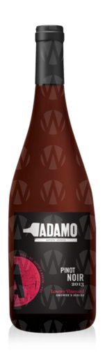 Adamo Estate Winery Lowrey Pinot Noir