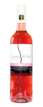 Between the Lines Estate Winery Rosé