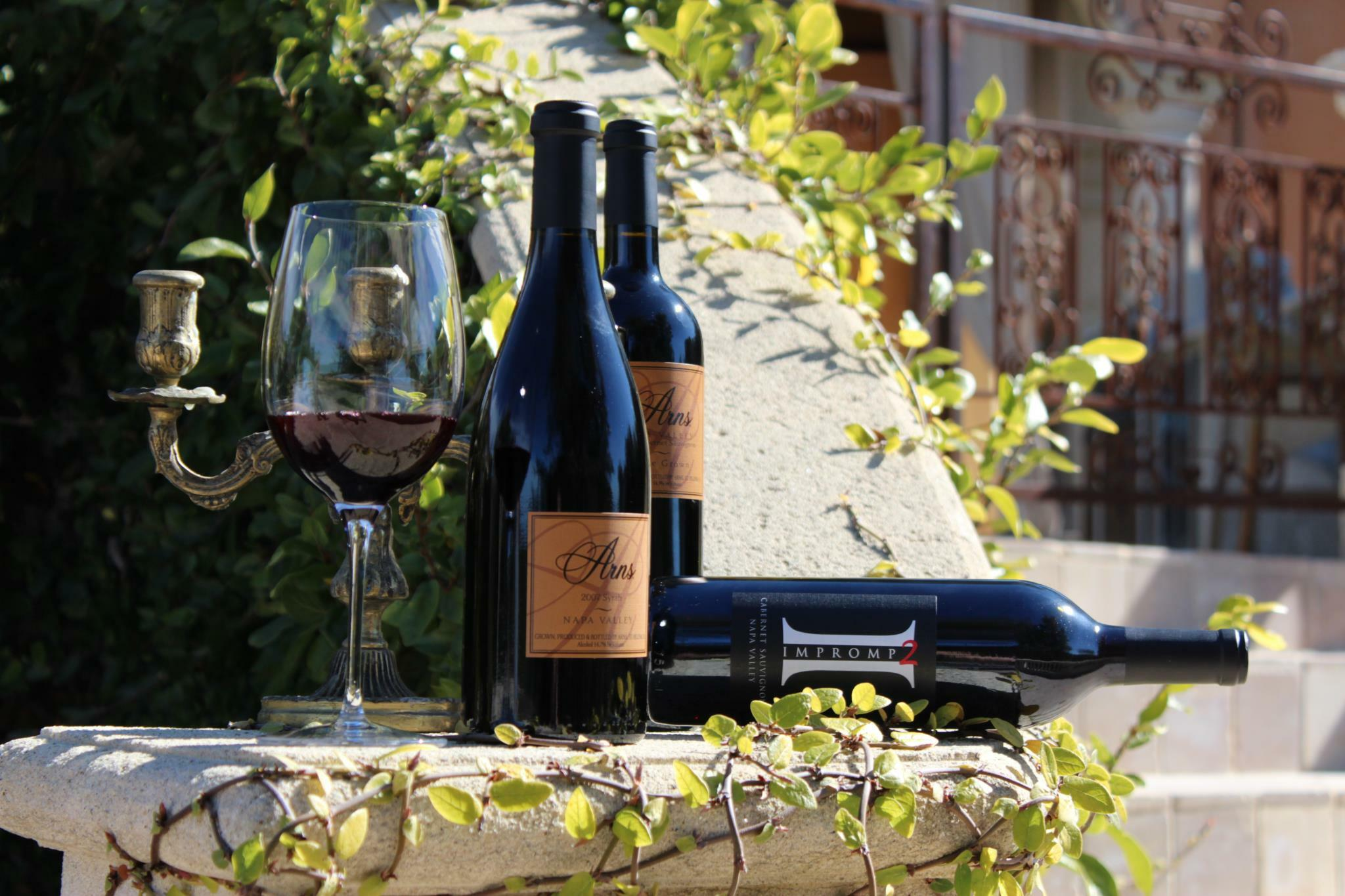 Arns Winery Cover Image