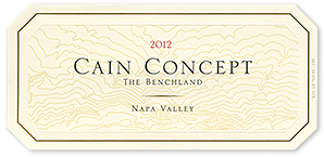 Cain Vineyard & Winery Cain Concept—The Benchland Bottle Preview