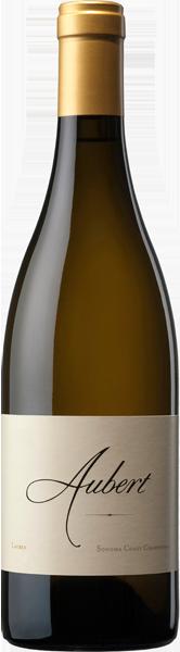 Aubert Wines LAUREN ESTATE VINEYARD SONOMA COAST CHARDONNAY Bottle Preview