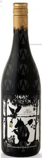 Moon Curser Vineyards and Winery Syrah