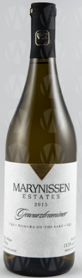 Marynissen Estates Winery Gewurtztraminer
