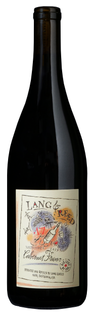 Lang & Reed Napa Valley North Coast Cabernet Franc Bottle Preview