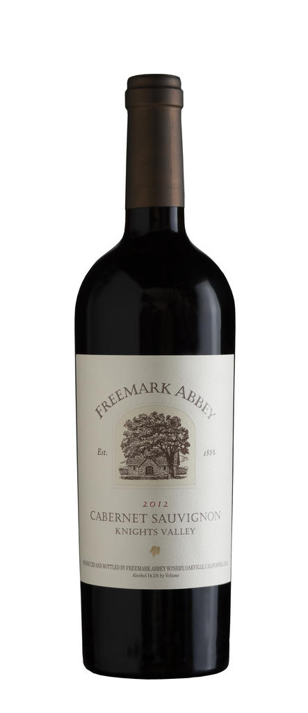 Freemark Abbey Knights Valley Cabernet Sauvignon Bottle Preview