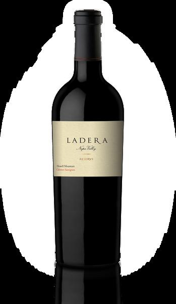 Ladera Vineyards Cabernet Sauvignon Reserve Bottle Preview