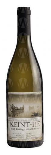 Keint-he Winery & Vineyards Portage Chardonnay