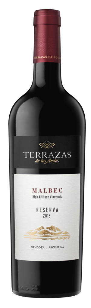 Terrazas de los Andes Terrazas de los Andes Reserva Malbec Bottle Preview