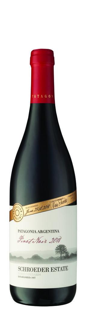 Bodega Familia Schroeder SCHROEDER ESTATE Pinot Noir Bottle Preview