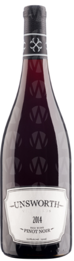 Unsworth Vineyards Pinot Noir