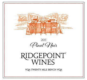 Ridgepoint Wines Pinot Noir