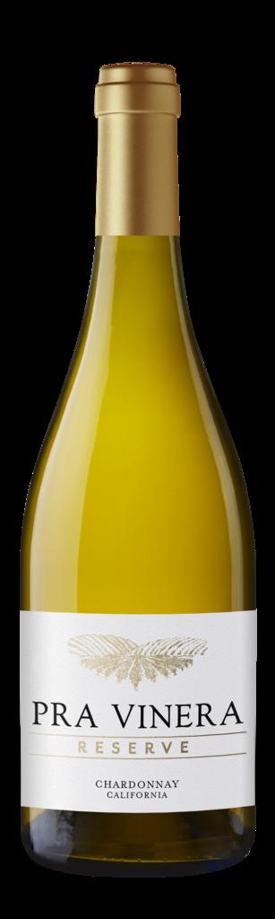 Pra Vinera California Reserve Chardonnay Bottle