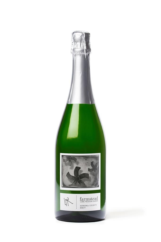 Long Meadow Ranch Winery Brut Farmstead Bottle Preview