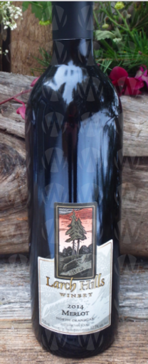 Larch Hills Vineyard and Winery Merlot