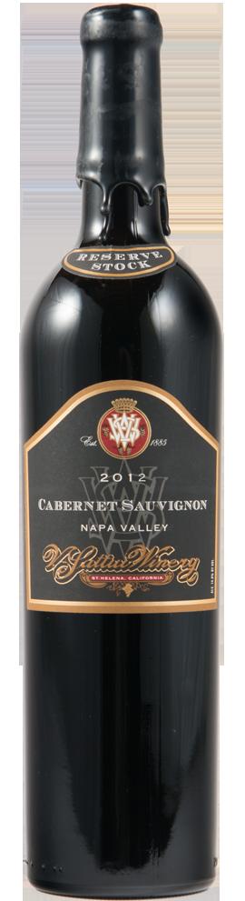 V. Sattui Winery Reserve Cabernet Sauvignon Bottle Preview