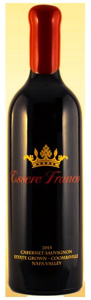 Essere Napa Wines Cabernet Sauvignon Bottle Preview