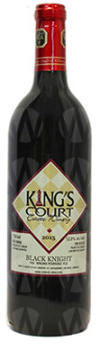 King's Court Estate Winery Black Knight