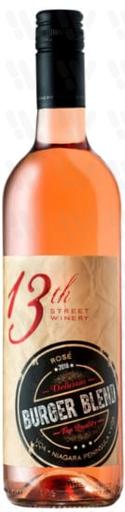 13th Street Burger Blend Rosé