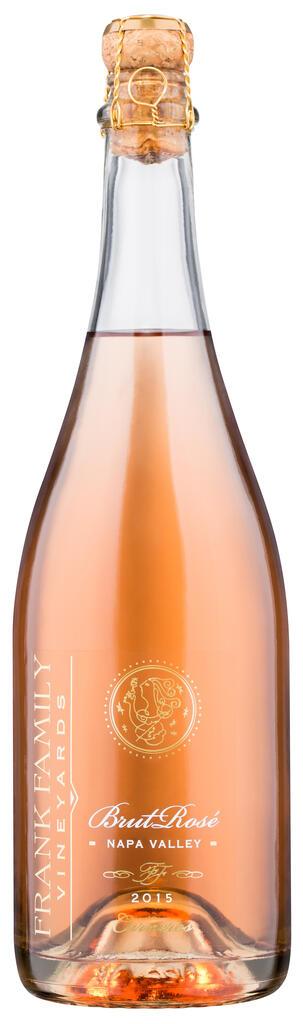 Brut Rosé Bottle