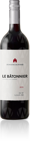 Domaine du Ridge Le Bâtonnier
