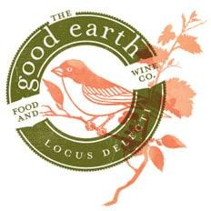 The Good Earth Food and Wine Co. Logo