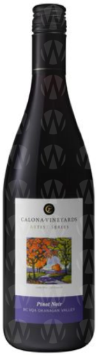 Calona Vineyards Artist Series Pinot Noir