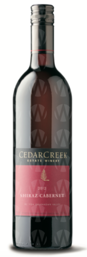 CedarCreek Estate Winery Shiraz Cabernet