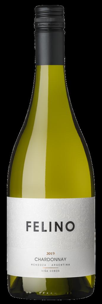 Viña Cobos Felino Chardonnay Bottle Preview