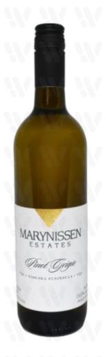 Marynissen Estates Winery Pinot Grigio