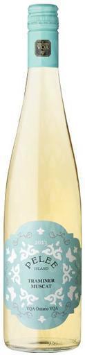 Pelee Island Winery Traminer Muscat