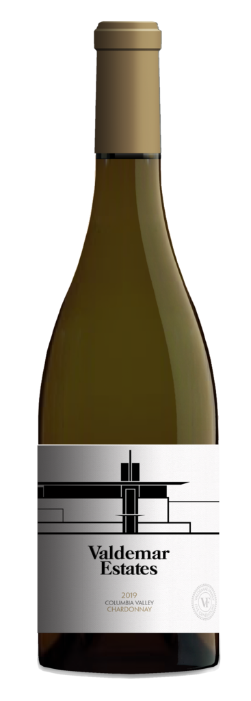 Valdemar Estates Columbia Valley Chardonnay Bottle Preview