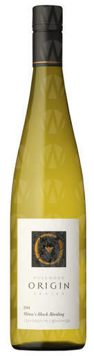 Rosewood Estates Winery Origin Riesling - Mima's Block