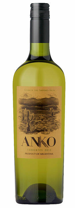 Estancia Los Cardones ANKO Torrontés Bottle Preview