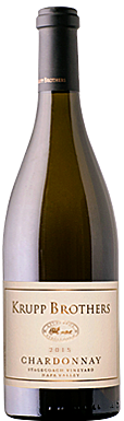 Krupp Brothers Chardonnay Bottle Preview