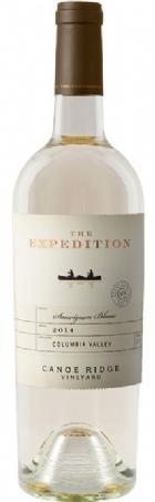 Canoe Ridge Vineyard The Expedition Sauvignon Blanc Bottle Preview