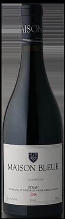 Maison Bleue Gravière Syrah Bottle Preview