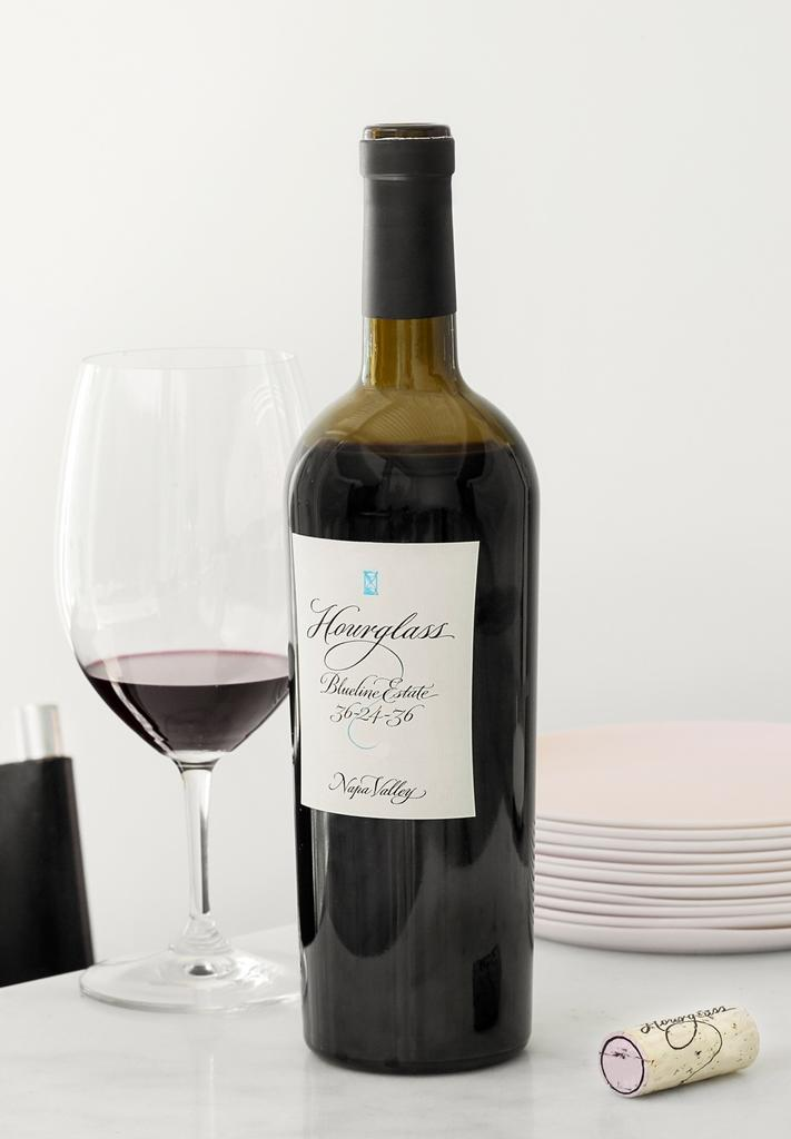 Hourglass Wine Co. Blueline Estate 36-24-36 Bottle Preview