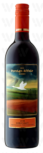 The Foreign Affair Winery The Conspiracy