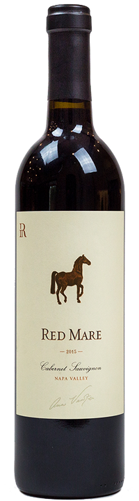 Red Mare Wines La Vaquerra Red Blend Bottle Preview