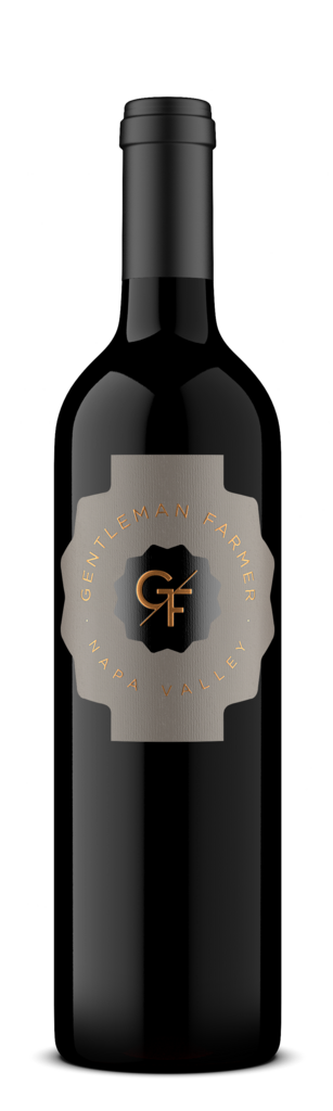 Gentleman Farmer Wines Napa Valley Cabernet Sauvignon Bottle Preview